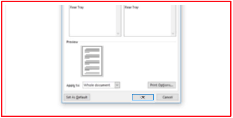 Cara setting ukuran kertas F4 di Microsoft Word 2013