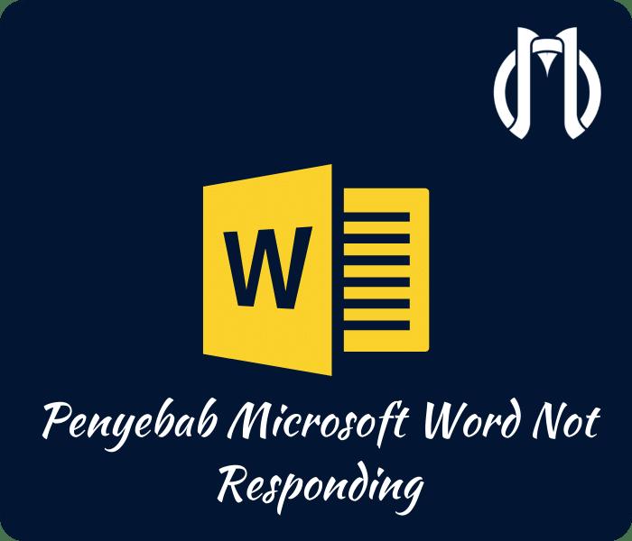 Word Not Responding Apa yang Harus Dilakukan?