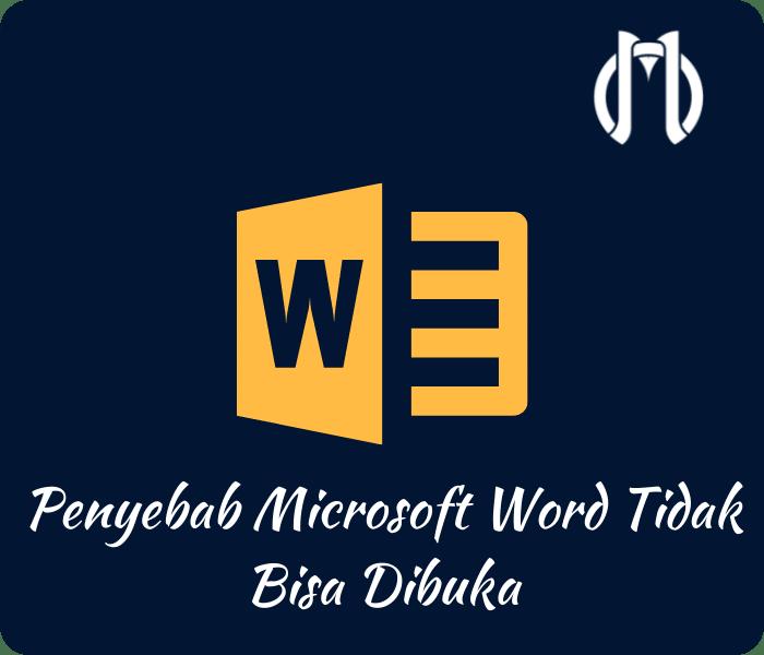 Bagaimana Cara Mengatasi Microsoft Office yang Tidak Bisa Dibuka